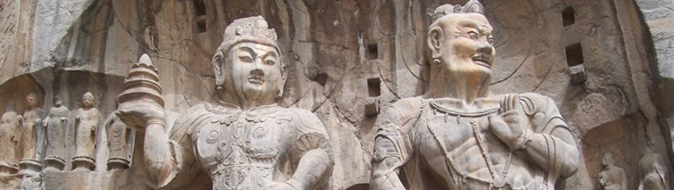 Guardians of the Dragon's Gate, Longmen Grottoes, Luoyang